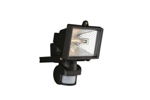 Massive Luminaire Extérieur Faro Spot Noir 150 W