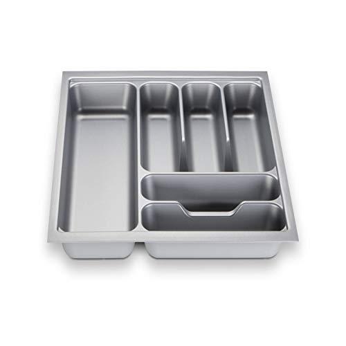 ORGA-BOX® I Besteckeinsatz Besteckkasten 417 x 474 mm für Blum Tandembox + ModernBox
