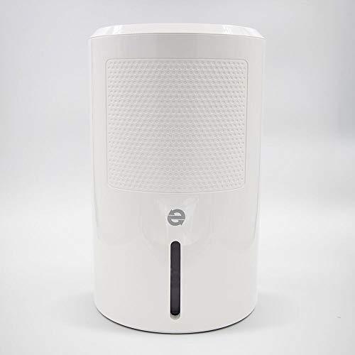 Eva-Dry Edv-2400 Electric Dehumidifier with Humidistat, Medium, White