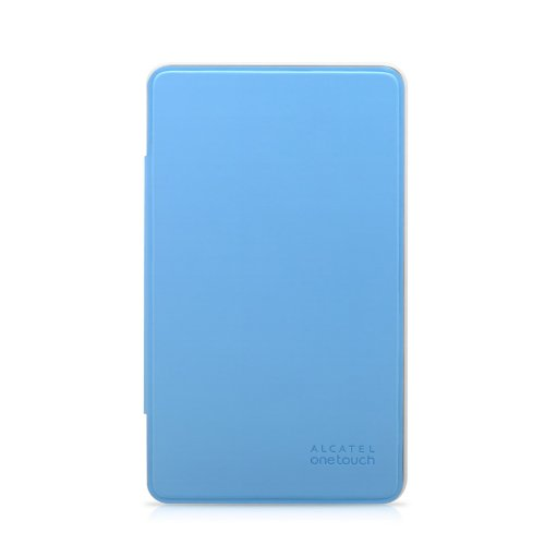 Alcatel Magnet-Klapphülle für One Touch Pop 8, Blau