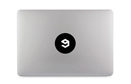 9GAG Aufkleber Skin Decal Sticker geeignet für Apple MacBook und alle Anderen Laptop und Notebooks (15