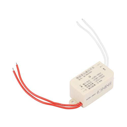 Sensor de cuerpo interruptor inteligente, 100W MR-WB5529 cuerpo humano movimiento microondas radar sensor interruptor