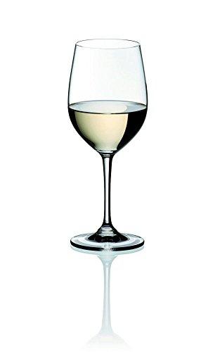 Riedel Vinum Viognier Chardonnay 4-teiliges Weißweinglas Set Kristallglas 6416/05 x 2