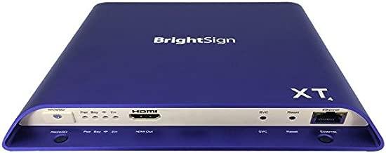 BrightSign Standard I/O Player 4K Dolby Vision HD Player (XT244)