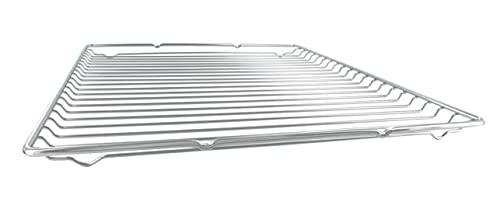 DL-pro Rejilla de horno de 42,5 x 36 cm para horno AEG Electrolux Juno 387029001/6 3870290016 387029001