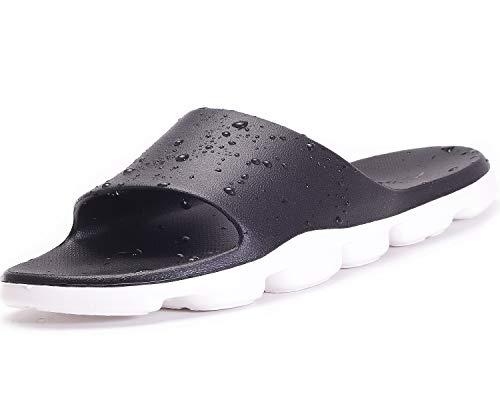 Hombre Zapatos de Playa y Piscina Mujer Zapatillas de baño Zapatillas de Piscina Mujeres Zapatos de Playa y Piscina Unisex Antideslizante Chanclas de Pareja