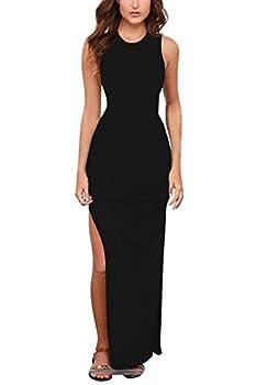 Best cheap long black dresses Reviews