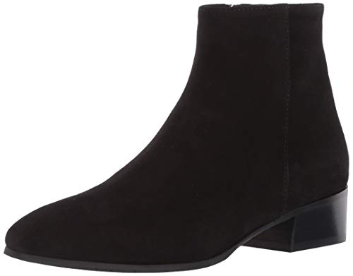 Aquatalia Women's Bootie Ankle Boot, Black, 7.5