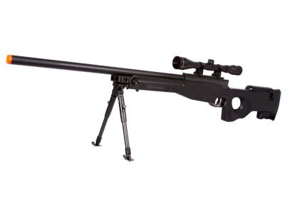 UTG Airsoft Type 96 Black Sniper with Scope...