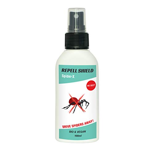 Spider Repellent by Repell Shield I 100 ml I Insecticide repellent for...