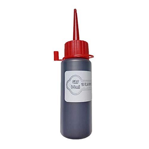 Fancylande smeermiddel grafiet vloeibaar voor sloten, 60 ml, schuifdeuren, motorketting, motorkap voor autodeur, sluitkern