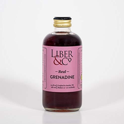 Liber & Co. Real Grenadine (8.5 oz)