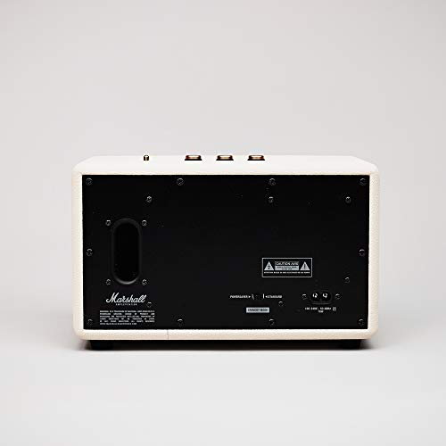 Marshall Acton BT Bluetooth altoparlante, Crema