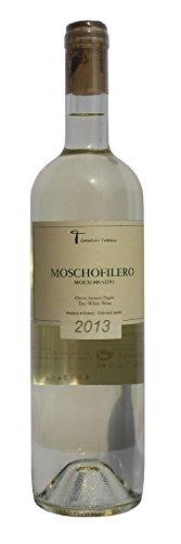 Moschofilero trockener Weißwein 750ml Tatakis aus Griechenland griechischer Weiß Wein trocken - ein edler Sommerwein