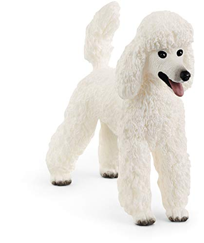 Schleich Farm World, Animal Figurine, Farm Toys for Boys and Girls 3-8 years old, Poodle