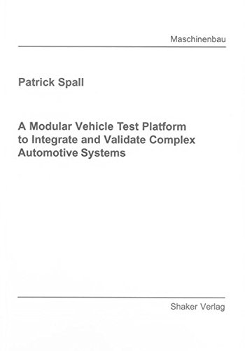 A Modular Vehicle Test Platform to Integrate and Validate Complex Automotive Systems