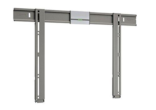 Vogel\'s THIN 305 TV-Wandhalterung für 102-165 cm (40-65 Zoll) Fernseher, starr, max. 40 kg, Vesa max. 600 x 400, grau