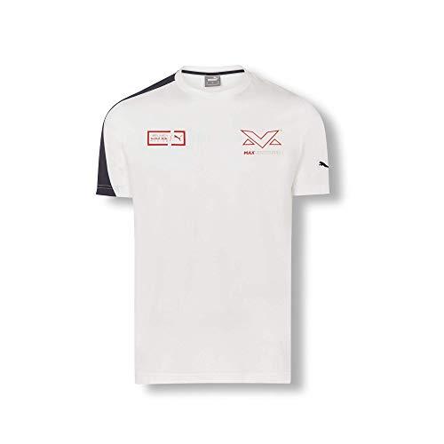 Red Bull Racing Max Verstappen Driver T-Shirt, Herren Medium - Original Merchandise