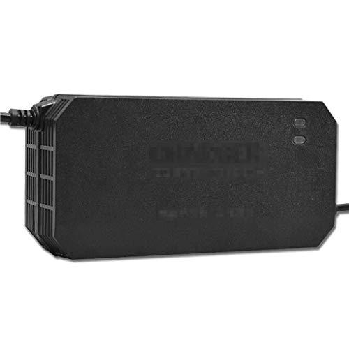 joyvio Cargador de Scooter eléctrico 60V 8A Batería de Litio Cargador Inteligente Protección múltiple Función de Apagado automático a través de la Temperatura (Color : 60V8A, Size : E)