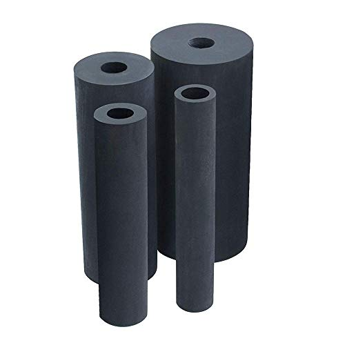 Rubber Sanding Drum Set for Drill or Drill Press 4pcs