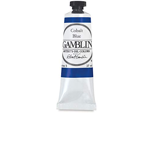 Gamblin Artist Oil 37Ml Cobalt Blue
