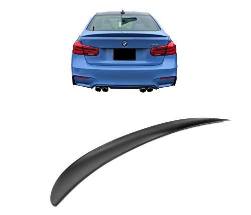 Proparts Spoiler posteriore per bagagliaio, ad alta potenza, effetto high-kick, per auto, per BMW Serie 3 F30 F80 Limo e M3
