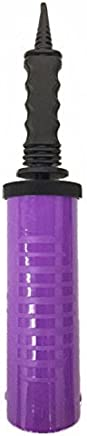 GiftExpress Trademarked Balloon Inflator - Double Action Hand Held Air Pump Assorted colors