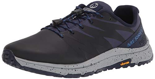 Merrell mens Bare Access Xtr Shield Hiking Shoe, Peacoat, 9.5 US