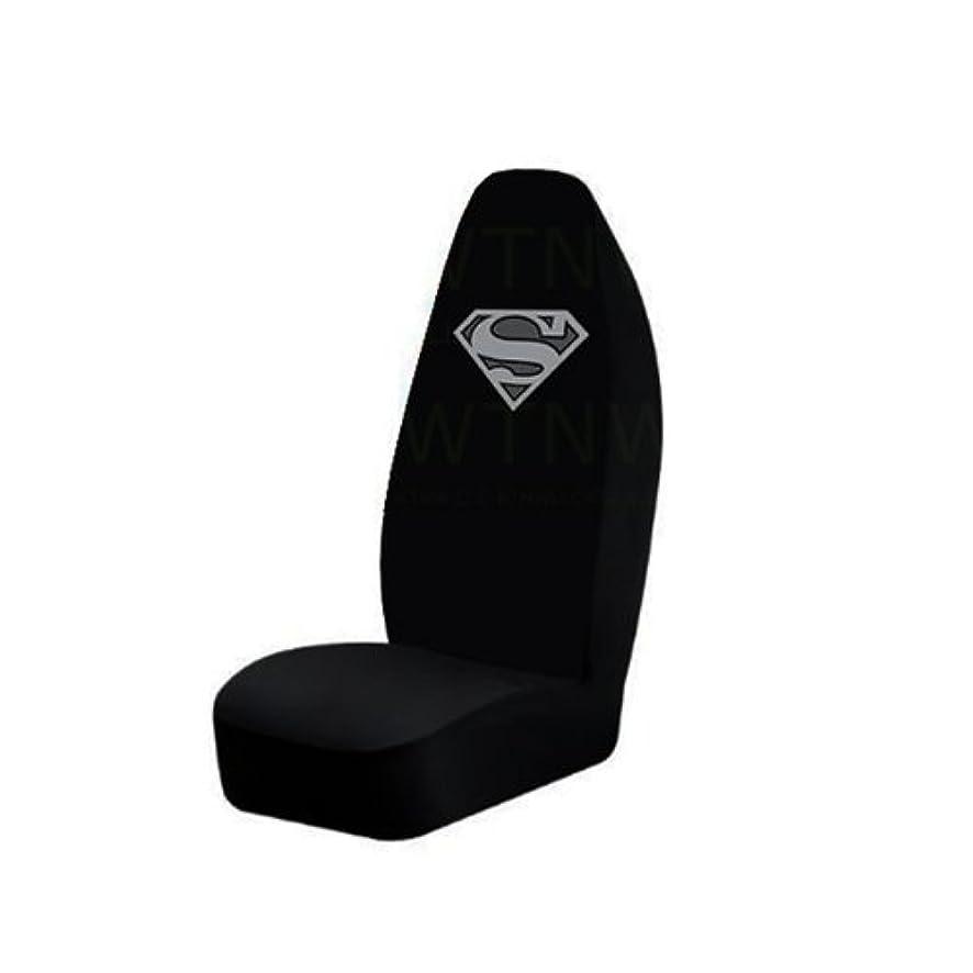 Plasticolor Superman Silver Logo Seat Cover