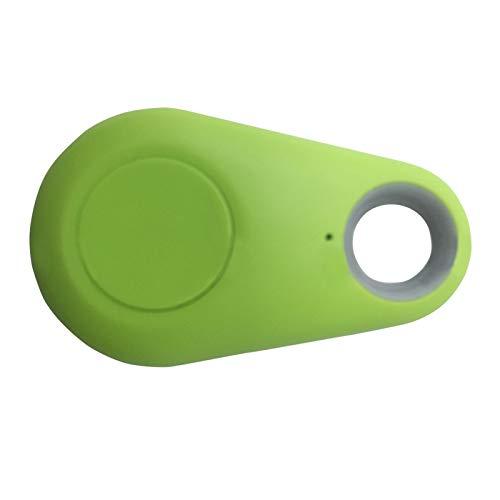 AILOVA 10000Pcs Traceur GPS Chien, Mini Traceur GPS Etanche pour Animaux de Compagnie Chien Chat Clés Portefeuille Sac Enfants GPS Tracker Animaux Finder Équipement (Verte)