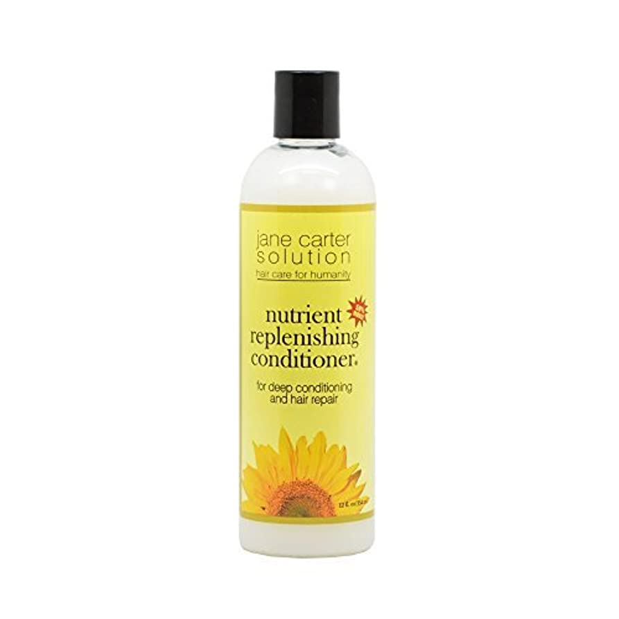 セブン書き込みそこからThe Jane Carter Solution, Nutrient Replenishing Conditioner, 12 fl oz (354 ml)
