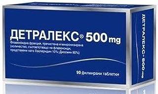 Detralex 500 mg x 90 Tabletten - bei Krampfadern; Schmerz &a