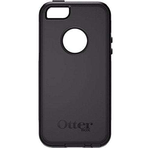 OtterBox Commuter Case for Apple iPhone SE/5s/5 - Black