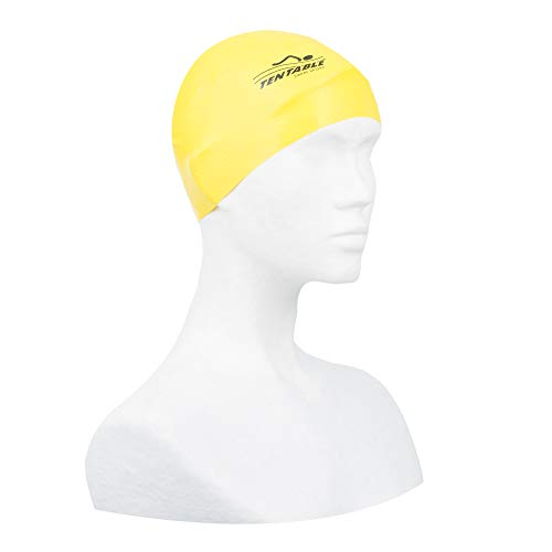 Gorro Tentable 100% látex (amarillo)