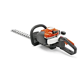 Husqvarna 122HD45 – Taille-haie thermique (taille haie à essence, 600 W, 45 cm, 101 dB, 2,2 cm, 0,3 l)