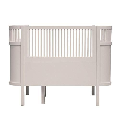 Sebra bed, baby & jr, beige birchbark