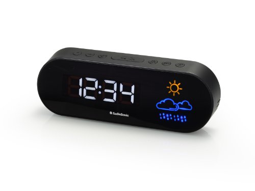 Audiosonic CL-1489 CLOCK RADIO