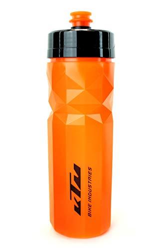KTM Bottle Team 700 Orange Trinkflasche Sportflasche Fahrrad Outdoor Fitness Wasserflaschen, Bitte Menge auswahlen (1)