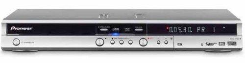 Pioneer DVR 540 H-S DVD- & Festplatten-Rekorder 160 GB Silber