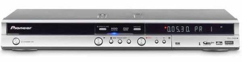 Pioneer DVR 540 H-S DVD- und Festplatten-Rekorder 160 GB Silber