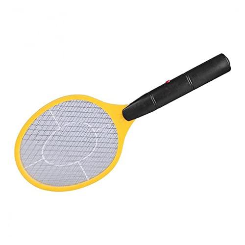 Electric Fly Swatter Wattle Home Fly Swatter Mosquito Bug Zapper Uccide Le Zanzare Maglia di Sicurezza Cordless Anti Zanzara Bug Utilizzare La Batteria AA AA (Color : 4)
