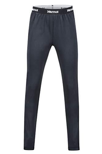 Marmot Mädchen Girl's Midweight Meghan Tight Unterhose, Black, L