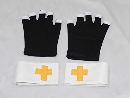 『ギルティギア イグゼクス ブリジット 風 手袋付き コスプレ衣装★オーダーメイド可能 (男性Ⅼ)』の6枚目の画像
