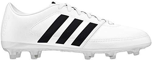 adidas Herren Gloro 16.1 FG Fußballschuhe, Weiß (Ftwr White/Core Black/Matte Silver), 36 EU