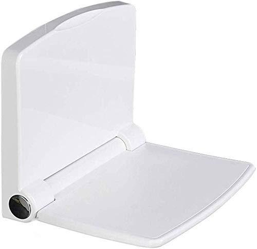 ViewSys Bathroom Tabures, Silla de Ducha Baño Wall Banco Silla Plegable de Ducha Banco de Asiento de baño Ducha de Pared Asiento de Zapatos Taburete de baño,