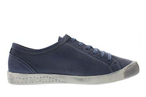 Softinos Stiefel Til washed navy
