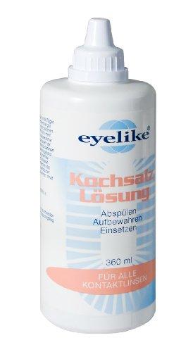 Eyelike Kochsalzlösung 360 ml