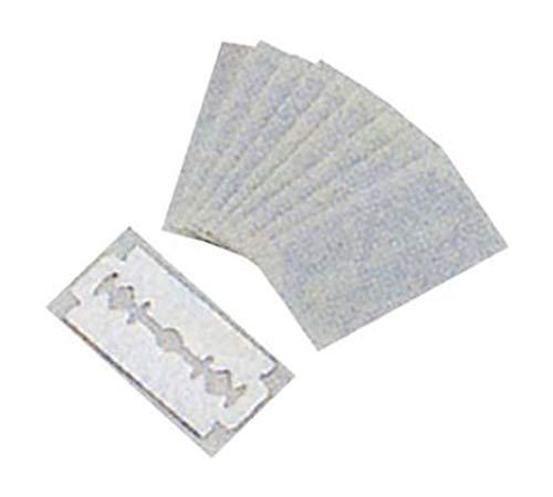 アズワン カミソリ刃(両刃)10枚入 B43-1SW/61-6682-06