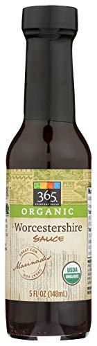 365 Everyday Value, Organic Worcestershire Sauce, 5 fl oz
