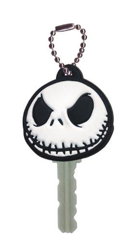 Disney Jack's Head Keyring Key Holder,Multi-colored,1'
